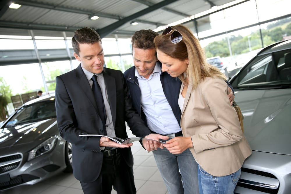 Top 10 Dealership Benefits