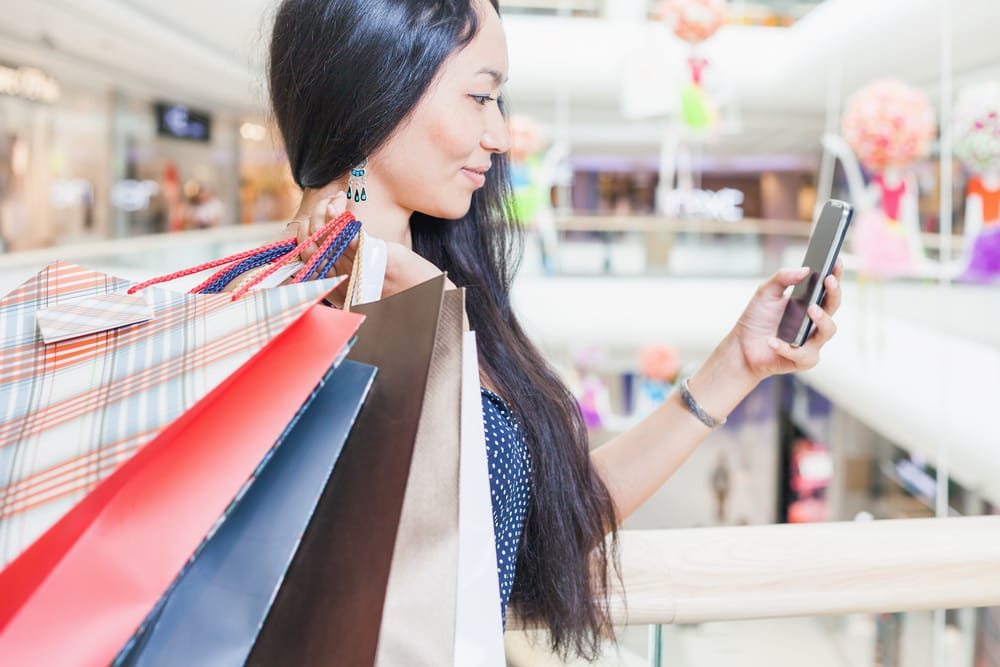 In-Store Shoppers Use Mobile to Help Make Purchase Decisions