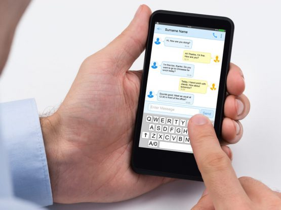 Text Messaging Provides Better Sales Conversion